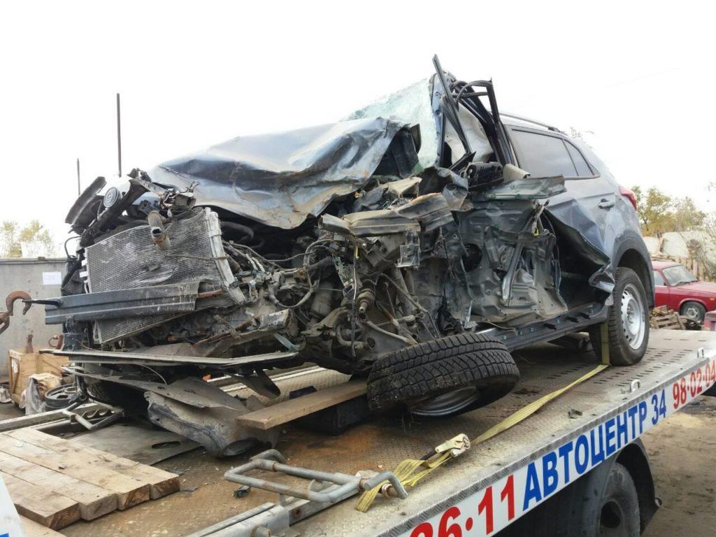 Срочная продажа битого аварийного авто после ДТП в Волжском