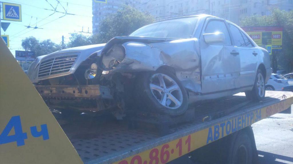 Выкуп битых аварийных авто после ДТП во Фроловском районе